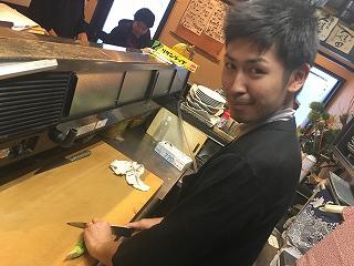 魚貝三昧 彬のアルバイト情報