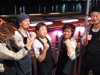 江戸川屋形船 あみ幸のアルバイト情報