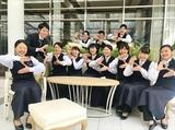 株式会社Pacific Diner Service【勤務地】Mia Via[140]のアルバイト情報
