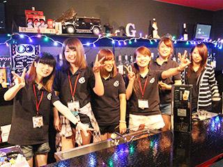 Darts & Bar Gのアルバイト情報