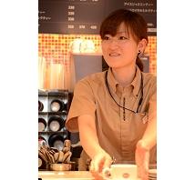BECK'S COFFEE SHOP 大宮新幹線店のアルバイト情報