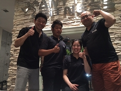 Anytime fitness 瑞江店のアルバイト情報