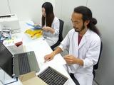 ナミキ商事株式会社 ファインケミカル事業部 物流管理部のアルバイト情報