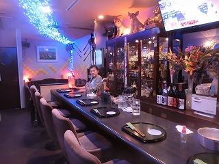Dining bar 星(あかり)のアルバイト情報