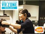 VR ZONE SHINJUKU ※株式会社ナムコのアルバイト情報