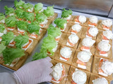 Wa`s sandwich製造部門のアルバイト情報