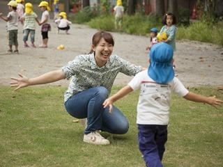 社会福祉法人 あすみ福祉会 茶々ひがしとやま子ども園のアルバイト情報