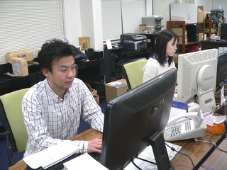 AngeliqueShop((株)安住商事内)のアルバイト情報