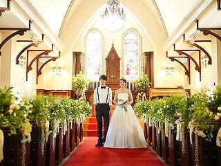 プライベートガーデン Wedding La partir(ラ パルティール)のアルバイト情報