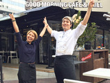 GOOD MORNING CAFE&GRILL 虎ノ門のアルバイト情報