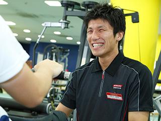 コナミスポーツクラブ沖縄のアルバイト情報