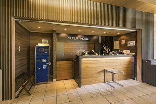 株式会社スーパーホテル スーパーホテル 高岡駅南のアルバイト情報