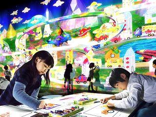 チームラボ 学ぶ!未来の遊園地 ららぽーと富士見店のアルバイト情報