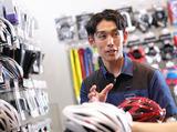 サイクルベースあさひ大阪狭山店のアルバイト情報