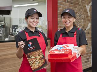 ドミノ・ピザ いわき小島店のアルバイト情報