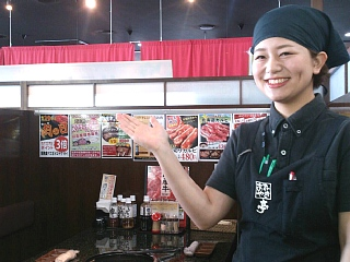 あみやき亭 浜田町店のアルバイト情報