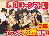 海鮮れすとらん「魚輝水産」 JR平野駅前店のアルバイト情報