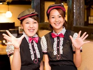 笑笑 三沢アメリカ村店のアルバイト情報