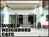 WORLD NEIGHBORS CAFE (ワールドネイバーズカフェ) 清澄白河のアルバイト情報