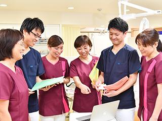 医療法人 真和会 かきうち歯科医院のアルバイト情報