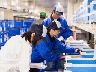 シモハナ物流株式会社 鳥栖ICセンターのアルバイト情報