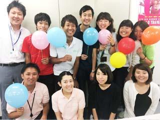 アイトップス株式会社 名古屋東支社のアルバイト情報