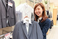 洋服の青山 滋賀水口店のアルバイト情報
