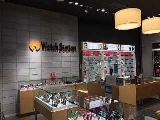 Watch Station 那須ガーデンアウトレット店のアルバイト情報