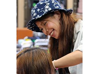 ヘアサロンピース 美祢店のアルバイト情報
