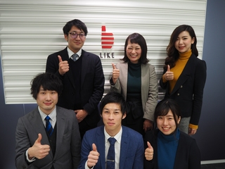 ライクスタッフィング株式会社 【東証一部上場グループ】_【ASP】_aのアルバイト情報
