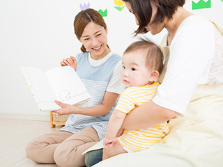 企業内託児/豊田 株式会社トットメイトのアルバイト情報