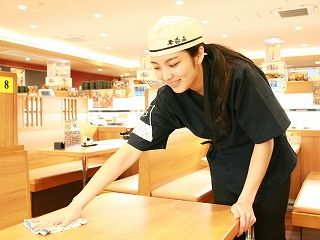 無添くら寿司 新座店のアルバイト情報