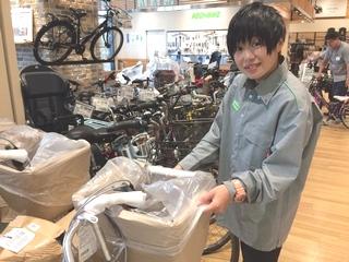 イオンバイク 甲府昭和店のアルバイト情報