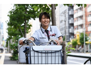 山梨ヤクルト販売株式会社/貢川センターのアルバイト情報