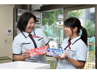鳥取ヤクルト販売株式会社/千代水センターのアルバイト情報