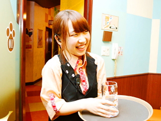 カラオケまねきねこ 渋川店のアルバイト情報
