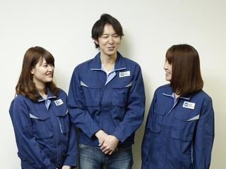 日研トータルソーシング株式会社金沢事業所/福井事務所/57119661のアルバイト情報