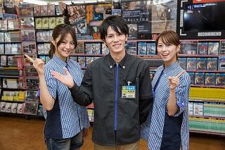 ゲオ奈良四条大路店のアルバイト情報