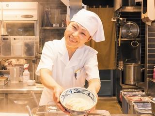 丸亀製麺 DeKKY401店 [店舗 No.111134]のアルバイト情報