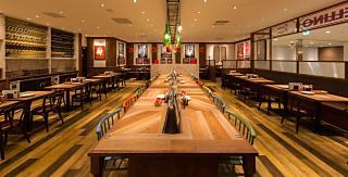 イタリア食堂 PORCELLINO 新百合ヶ丘店/サントリーグループ 株式会社ダイナック[2073]のアルバイト情報