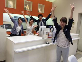 AOKI 守谷店のアルバイト情報