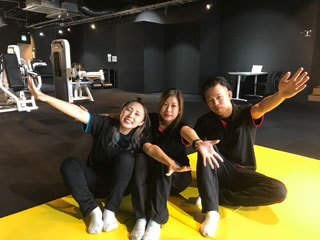 ワールド+ジム 香取店のアルバイト情報