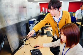 SCSKサービスウェア株式会社 島根センターのアルバイト情報