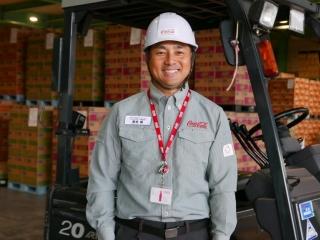 コカ・コーラ ボトラーズジャパン株式会社 NO.2637のアルバイト情報