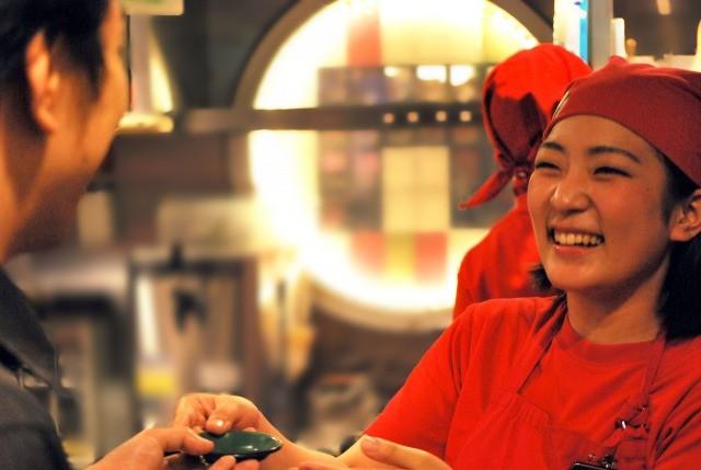 天然とんこつラーメン専門店 一蘭 横浜桜木町店 のアルバイト情報