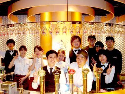 YEBISU BAR(エビスバー) 大崎店のアルバイト情報
