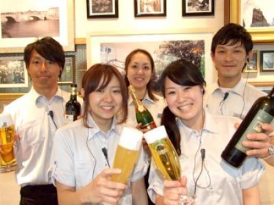 銀座ライオン 羽田空港店のアルバイト情報