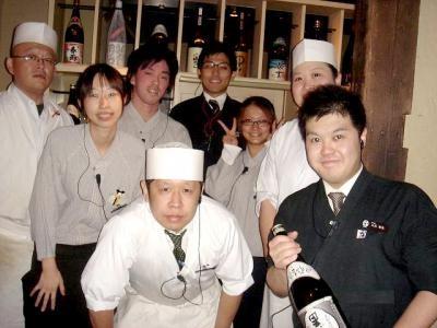 和食・うま酒 安曇野庵 新橋店 のアルバイト情報