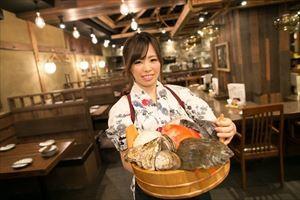 四十八(よんぱち)漁場 エキニア横浜店 のアルバイト情報