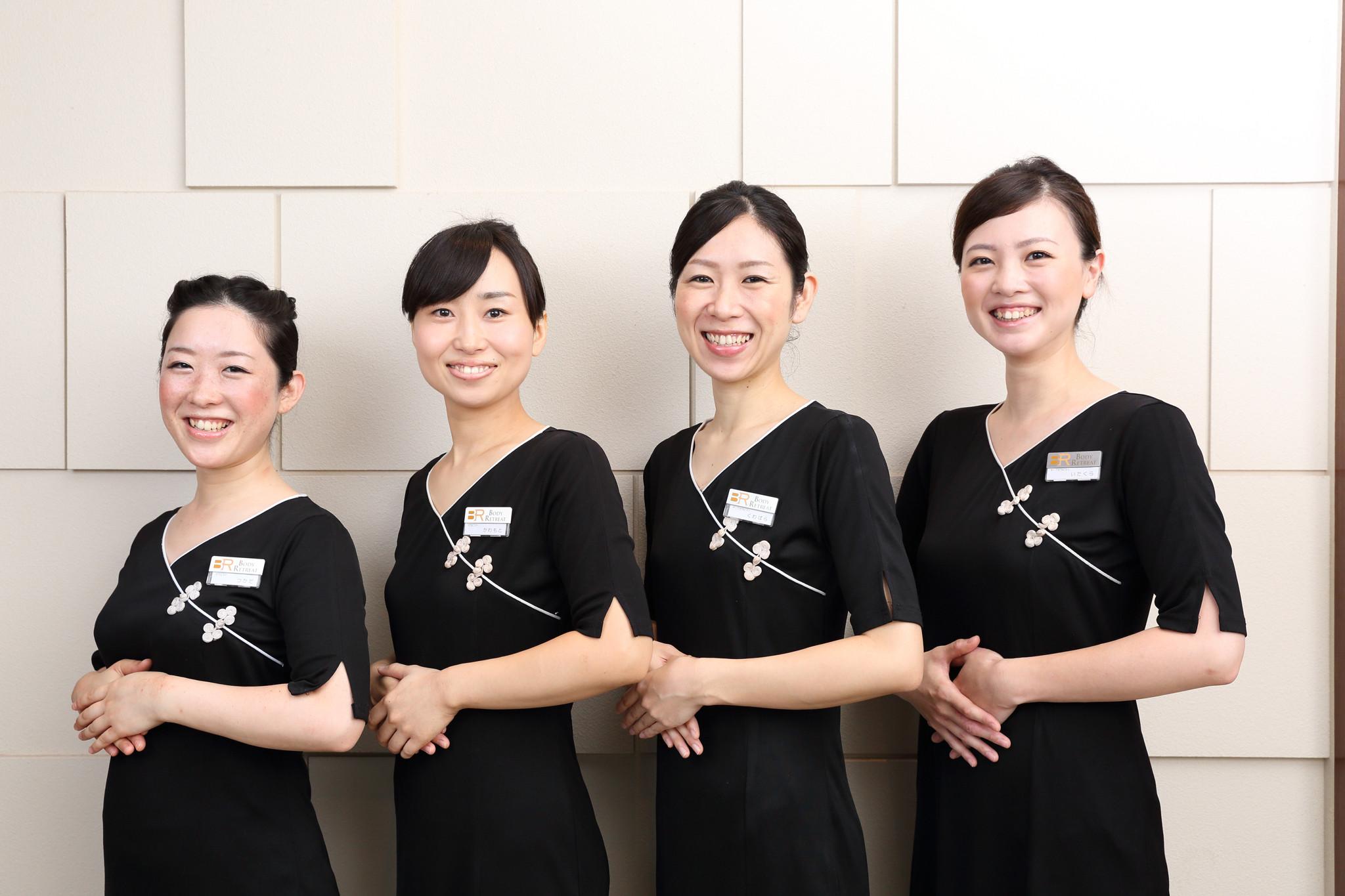ボディリトリート スバコ・ジェイアール京都伊勢丹店 のアルバイト情報